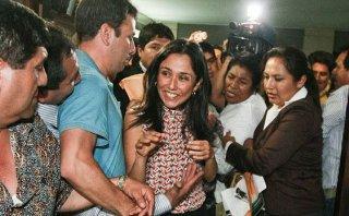 Nadine Heredia busca evitar que abran sus cuentas bancarias