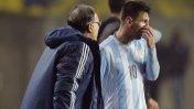 ¿Qué le dijo Messi a Martino en pleno partido contra Paraguay?