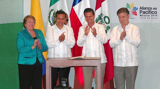 CCL: Perú tiene el reto de consolidar la Alianza del Pacífico