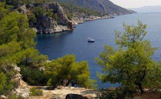 Agistri, la isla en Grecia donde nadie tiene dinero en efectivo