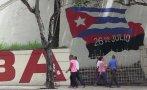 Cuba reacciona a reapertura de embajada de EE.UU.