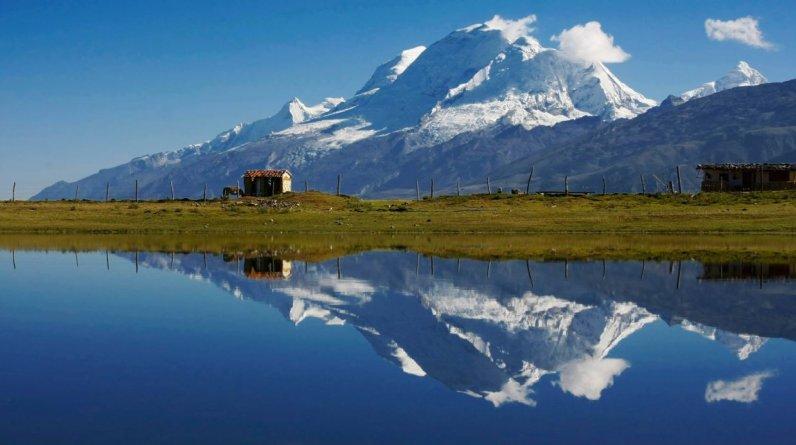 La belleza del Parque Nacional Huascarán, que se ubica en la lista de Patrimonio Natural de la Humanidad de la Unesco. (Foto: Sernanp)