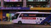 Perú tuvo inconveniente en hotel ¿por culpa de Argentina?