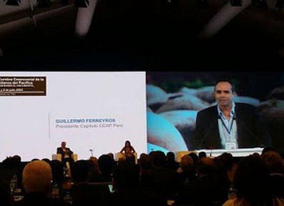 Se inauguró la cumbre empresarial de la Alianza del Pacífico