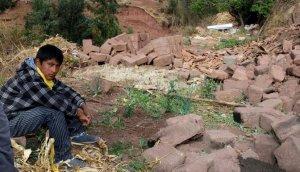 Huancavelica: sismo de cuatro grados dejó daños materiales