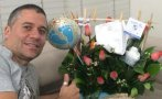Mathías Brivio se convirtió en padre por tercera vez