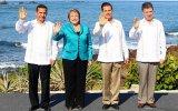 Presidentes de la Alianza del Pacífico llegan hoy a Paracas
