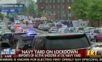 Alerta en EE.UU.: Atacante armado irrumpe en una base militar