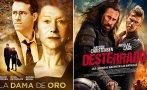 """""""La dama de oro"""" y """"El desterrado"""" entre estrenos de la semana"""