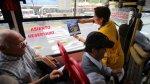 Campaña por asiento reservado: multarán a unidades infractoras - Noticias de niños con discapacidad