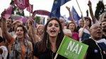 """¿""""Oxi"""" o """"Nai""""?: Las opciones del referéndum en Grecia - Noticias de foto papeletas"""