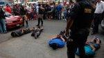 Prisión preventiva para tres policías acusados de extorsión - Noticias de polícia antidrogas