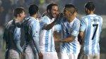 Argentina vs. Paraguay: Agüero e Higuaín sentenciaron duelo - Noticias de paolo guerrero
