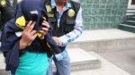 SJL: extorsionadores cobraron 100 soles para detonar granada - Noticias de capturan