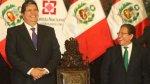 Rendición de cuentas: Apra y Perú Posible en contra de multas - Noticias de perú posible