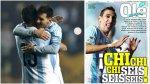 Selección argentina: ¿Qué dijo la prensa tras pase a la final? - Noticias de prensa escrita