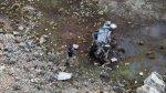 Camioneta PNP cayó a precipicio causando muerte de suboficial - Noticias de victor carbajal