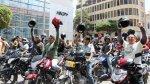 Piura: comuna insiste en prohibir casco cerrado a motociclistas - Noticias de consejo municipal