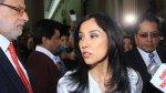 """Nadine: """"Deben legislar por el pueblo, no ser armas políticas"""" - Noticias de nadine heredia"""