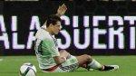 'Chicharito' Hernández se lesionó y se perdería la Copa de Oro - Noticias de brayan peralta