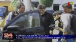 Callao: sicarios matan a ex reo cuando viajaba con su familia - Noticias de capturan