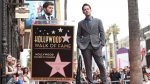 Paul Rudd y su estrella en el paseo de la fama de Hollywood - Noticias de hank pym