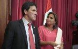 """Tapia: """"Nadine Heredia no nos va a sacar de nuestras casillas"""""""