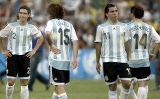 Argentina perdió las últimas cuatro finales que jugó (VIDEO)