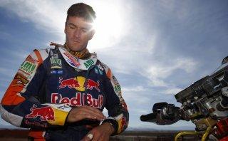 Dakar: Marc Coma se retira de la competencia