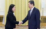 Keiko Fujimori se reúne en China con miembro del buró del PCCh