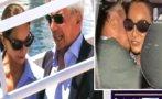 Mario Vargas Llosa admite romance con Isabel Preysler