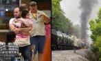 EE.UU.: ¿Por qué un tren obligó a evacuar a 5.000 personas?
