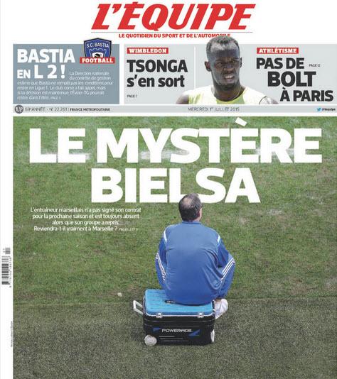Bielsa no renovó contrato aún. (Foto: Reuters)