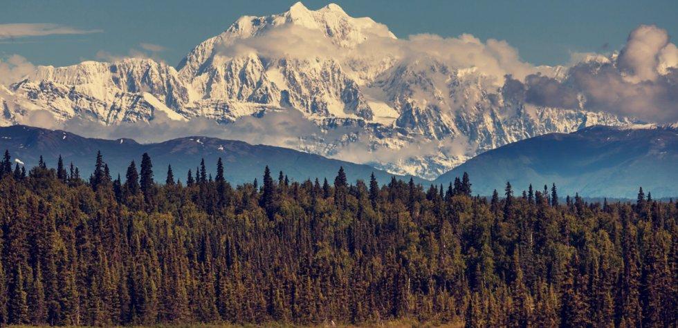 Cinco parques nacionales de Estados Unidos