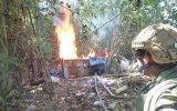 Vraem: PNP intervino tres laboratorios de maceración de coca