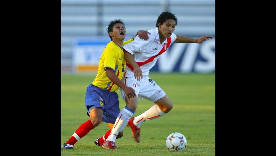 Paolo Guerrero y sus cambios de 'looks' en la selección peruana