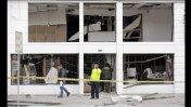 Atentados en Bogotá dejó 8 heridos y daños materiales [FOTOS]