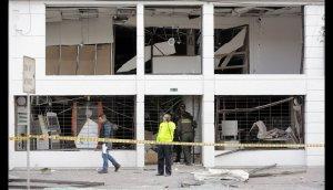 Atentados en Bogotá dejaron ocho heridos y daños materiales