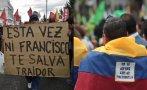 Ecuador: Nuevas marchas en Quito a 3 días de llegada del Papa