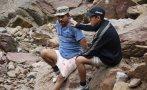 La Herradura: reportan dos heridos por caída de rocas