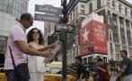 Crisis en Grecia acaba con luna de miel de pareja en Nueva York