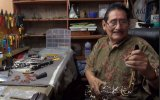 Adulto mayor: Juan Cajahuaringa, el médico de la música