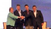 Humala clausuró Cumbre Empresarial de la Alianza del Pacífico