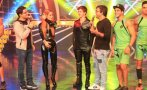 """""""Combate"""": pareja de Miguel Arce ingresó al 'reality' de ATV"""