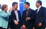 Adelantan inicio de cumbre por retorno de Santos a Colombia