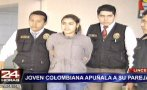 Lince: colombiana acuchilló y dejó en coma a su pareja