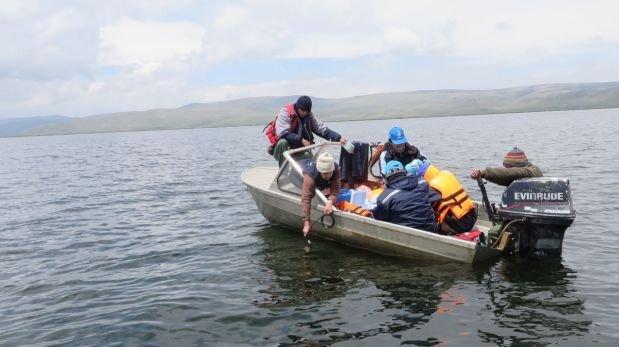 Lago Chinchaycocha afectado por alta concentración de metales