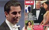 Hijo de Mario Vargas Llosa habló de romance con Isabel Preysler