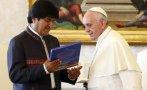 Los indígenas cristianos que no quieren ver a Francisco