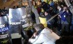 Así fueron marchas en Ecuador antes de llegada del Papa [VIDEO]